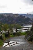 ίχνος ΗΠΑ άνοιξης βουνών manitou πτώσης του Κολοράντο Στοκ εικόνα με δικαίωμα ελεύθερης χρήσης