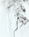 ίχνος καπνού Στοκ εικόνες με δικαίωμα ελεύθερης χρήσης