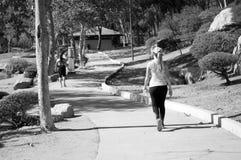 Ίχνος πάρκων Στοκ φωτογραφία με δικαίωμα ελεύθερης χρήσης
