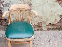 Ίχνος σε μια καρέκλα στοκ φωτογραφία με δικαίωμα ελεύθερης χρήσης