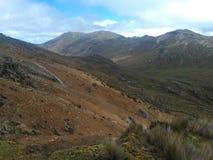 Ίχνος Inca στον Ισημερινό Στοκ φωτογραφία με δικαίωμα ελεύθερης χρήσης