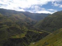 Ίχνος Inca στον Ισημερινό Στοκ εικόνες με δικαίωμα ελεύθερης χρήσης