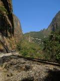 Ίχνος Inca Salkantay, Περού Στοκ Φωτογραφίες