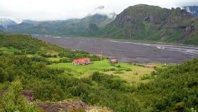Ίχνος Laugavegur Στοκ εικόνες με δικαίωμα ελεύθερης χρήσης