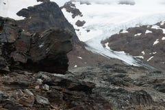 Ίχνος Shackleton Στοκ Φωτογραφίες