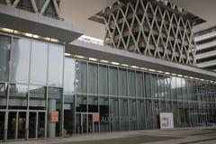 Ίδρυμα σχεδίου Χονγκ Κονγκ Στοκ Εικόνα