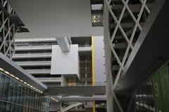 Ίδρυμα σχεδίου Χονγκ Κονγκ Στοκ Φωτογραφίες