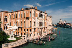 Ίδρυμα της Βενετίας τέχνης Στοκ Εικόνες