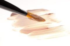 ίδρυμα makeup Στοκ φωτογραφία με δικαίωμα ελεύθερης χρήσης