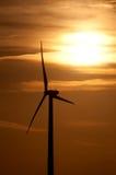 αέρας αγροτικού ηλιοβα&si Στοκ φωτογραφία με δικαίωμα ελεύθερης χρήσης