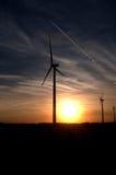 αέρας αγροτικού ηλιοβα&si Στοκ Εικόνα