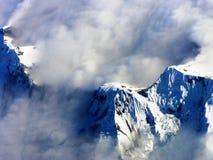 αέρας Αλάσκα Στοκ φωτογραφία με δικαίωμα ελεύθερης χρήσης
