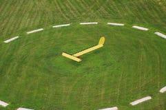 αέρας γραμμάτων Τ Στοκ φωτογραφία με δικαίωμα ελεύθερης χρήσης