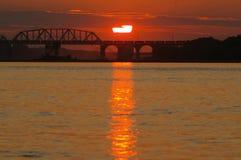 αέρας ηλιοβασιλέματος θύελλας αφαίρεσης στοκ φωτογραφία με δικαίωμα ελεύθερης χρήσης