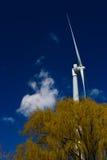 αέρας ισχύος Στοκ φωτογραφία με δικαίωμα ελεύθερης χρήσης