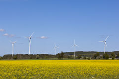 αέρας ισχύος Στοκ φωτογραφίες με δικαίωμα ελεύθερης χρήσης