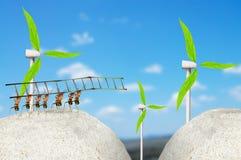 Αέρας μυρμηγκιών Στοκ φωτογραφία με δικαίωμα ελεύθερης χρήσης