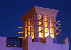 αέρας πύργων του Ντουμπάι Στοκ Φωτογραφίες