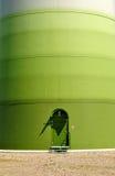 αέρας στροβίλων πύργων εισόδων Στοκ εικόνες με δικαίωμα ελεύθερης χρήσης