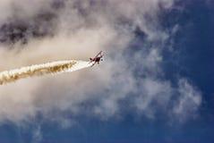αέρας acrobatics Στοκ εικόνες με δικαίωμα ελεύθερης χρήσης