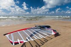 Αέρας surfer Στοκ εικόνες με δικαίωμα ελεύθερης χρήσης