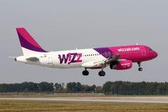 Αέρας Wizz Στοκ φωτογραφία με δικαίωμα ελεύθερης χρήσης