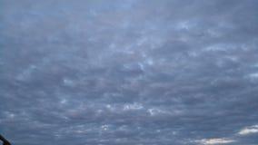 αέρα σαφές σύννεφων πρώιμο αμόλυντο xxl ουρανού πανοράματος βουνών πρωινού αρχείων χνουδωτό ελαφρύ Στοκ Εικόνες