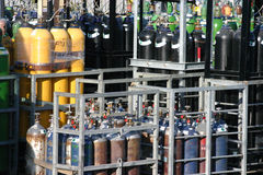 Αέρια συγκόλλησης Στοκ φωτογραφίες με δικαίωμα ελεύθερης χρήσης