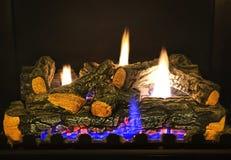 αέριο εστιών Στοκ φωτογραφία με δικαίωμα ελεύθερης χρήσης