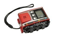 αέριο συσκευών ανάλυση&sigm Στοκ Εικόνα