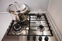 αέριο φούρνων Στοκ Εικόνες