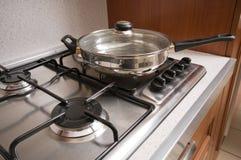 αέριο φούρνων Στοκ Εικόνα