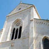 Αέτωμα Jaffa της φραντσησθανής εκκλησίας του ST Anthony 2011 Στοκ Εικόνες