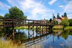αίγα s γεφυρών Στοκ Εικόνες