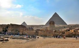 Αίγυπτος βασίλισσα Pyramids, Κάιρο Στοκ εικόνα με δικαίωμα ελεύθερης χρήσης