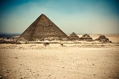 Αίγυπτος. Κάιρο Στοκ φωτογραφία με δικαίωμα ελεύθερης χρήσης