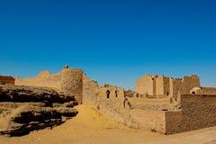 Αίγυπτος - μοναστήρι του ST Simeon Στοκ εικόνες με δικαίωμα ελεύθερης χρήσης