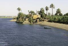 Αίγυπτος Νείλος στοκ εικόνα με δικαίωμα ελεύθερης χρήσης