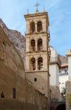 Αίγυπτος, πύργος κουδουνιών του μοναστηριού του ST Catherine Στοκ φωτογραφίες με δικαίωμα ελεύθερης χρήσης