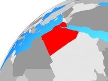 Αίγυπτος στη σφαίρα ελεύθερη απεικόνιση δικαιώματος