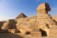 Αίγυπτος sphinx Στοκ εικόνες με δικαίωμα ελεύθερης χρήσης