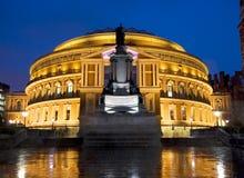 αίθουσα Αλβέρτου βασιλική Στοκ εικόνα με δικαίωμα ελεύθερης χρήσης