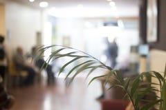 Αίθουσα αναμονής κλινικών νοσοκομείων Στοκ Φωτογραφίες