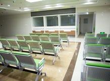 Αίθουσα αναμονής νοσοκομείων Στοκ εικόνες με δικαίωμα ελεύθερης χρήσης