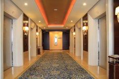 αίθουσα ανελκυστήρων Στοκ φωτογραφία με δικαίωμα ελεύθερης χρήσης