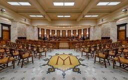 Αίθουσα ανώτατων δικαστηρίων του Μισισιπή Στοκ Εικόνα