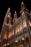 αίθουσα Βιέννη πόλεων στοκ φωτογραφίες