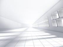 Αίθουσα εκθέσεως κενή Στοκ φωτογραφίες με δικαίωμα ελεύθερης χρήσης