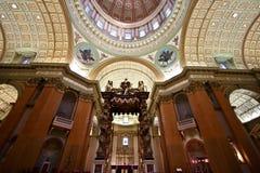αίθουσα εκκλησιών παλα& Στοκ Εικόνες
