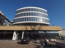 Αίθουσα εμπορίου στο Τορίνο Στοκ φωτογραφία με δικαίωμα ελεύθερης χρήσης